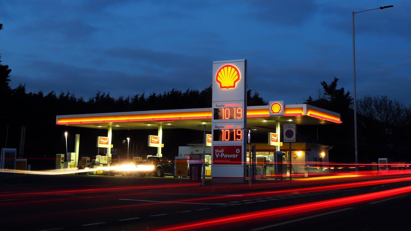 Royal Shell Dutch