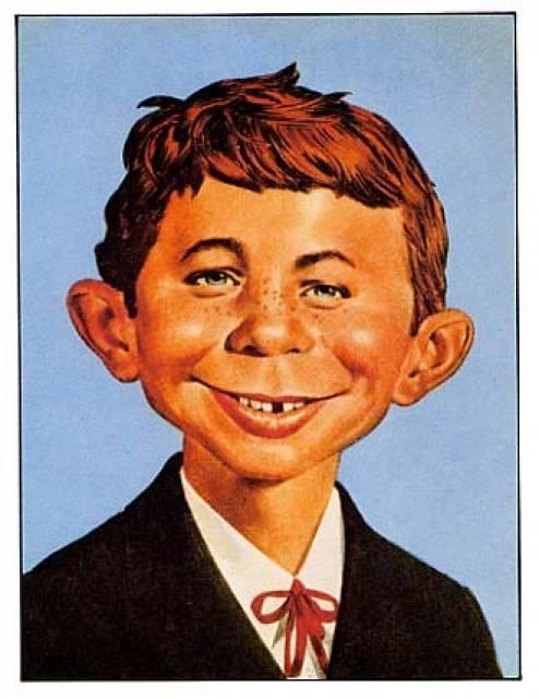 Image result for alfred e. neuman picture
