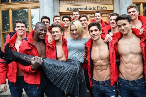 Abercrombie   Fitch  Is Hollister Cracking  - Abercrombie   Fitch Co ... 0429e691d997b