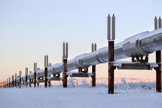 Pipeline in Canada