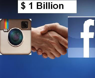 Afbeeldingsresultaat voor facebook buys instagram