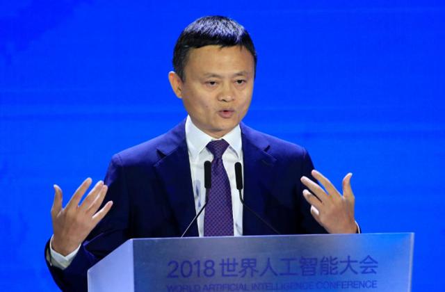 Jack Ma Alibaba trade war 20 years