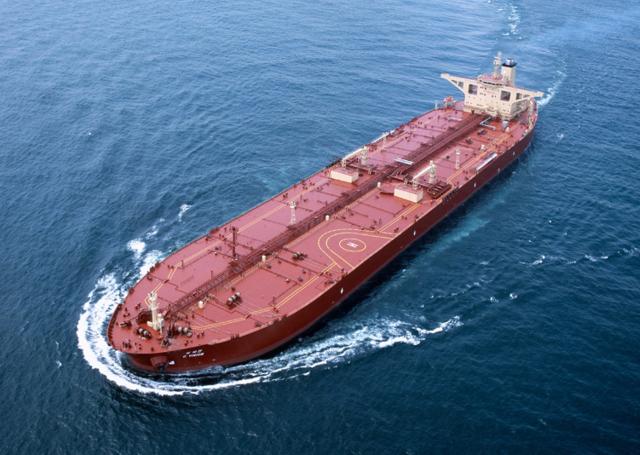 VLCC tankers
