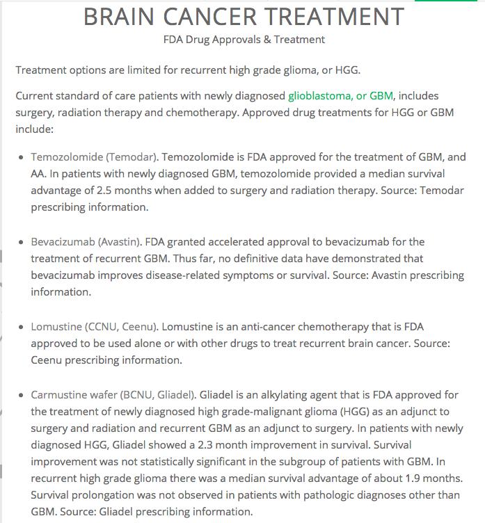 Tocagen Targeting High Grade Glioma Tocagen Inc NASDAQ