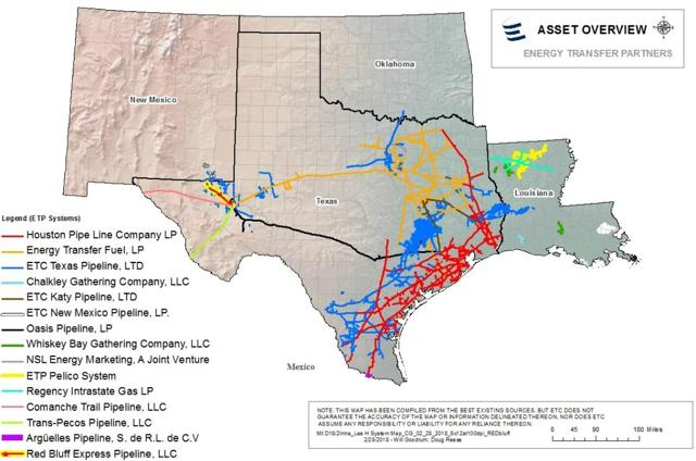 Map Of Texas Katy.Energy Transfer S Massive Intrastate Gas Pipeline In Texas Energy