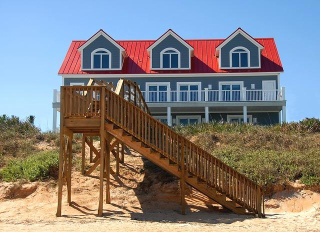 Whose beach house are you building with your stock portfolio?
