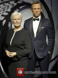 Image result for james bond and m