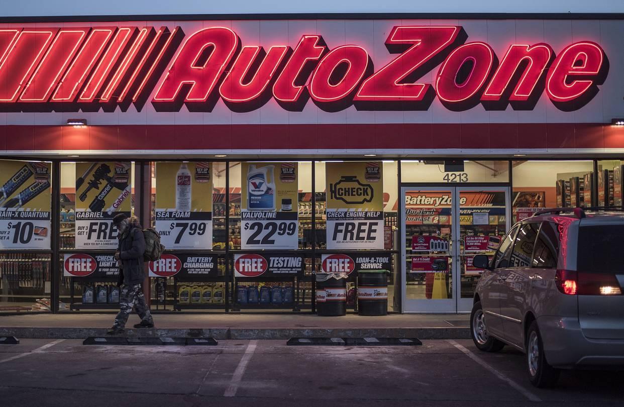 Autozone Commercial Business Offers Potential Autozone