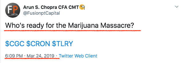 The Marijuana Massacre