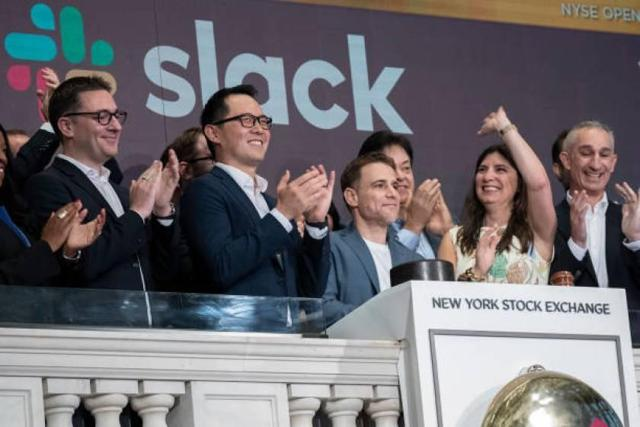 Slack: Awesome Company, But Wrong Price