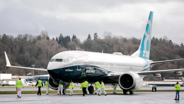 Boeing Debt Fuels 737 MAX Production