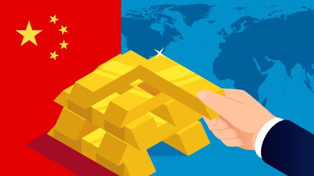 Why Global Investors Want Access To China's Gold Market