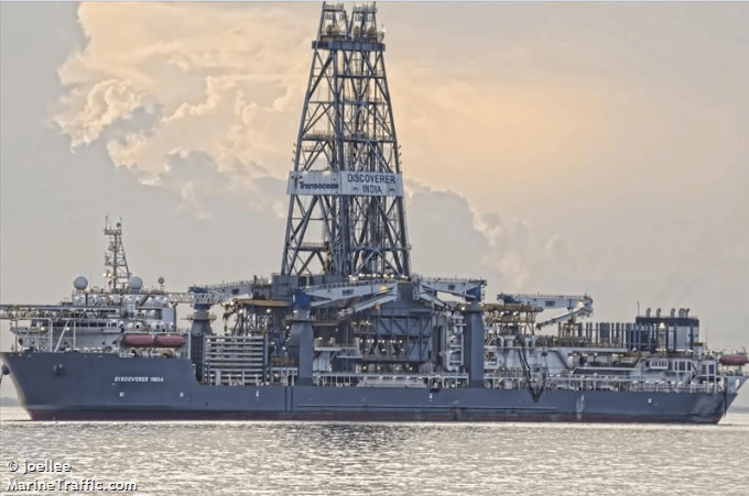 Transocean Provides The Worst Fleet Status Report In Recent History