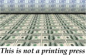 'This Is Not A Printing Press'