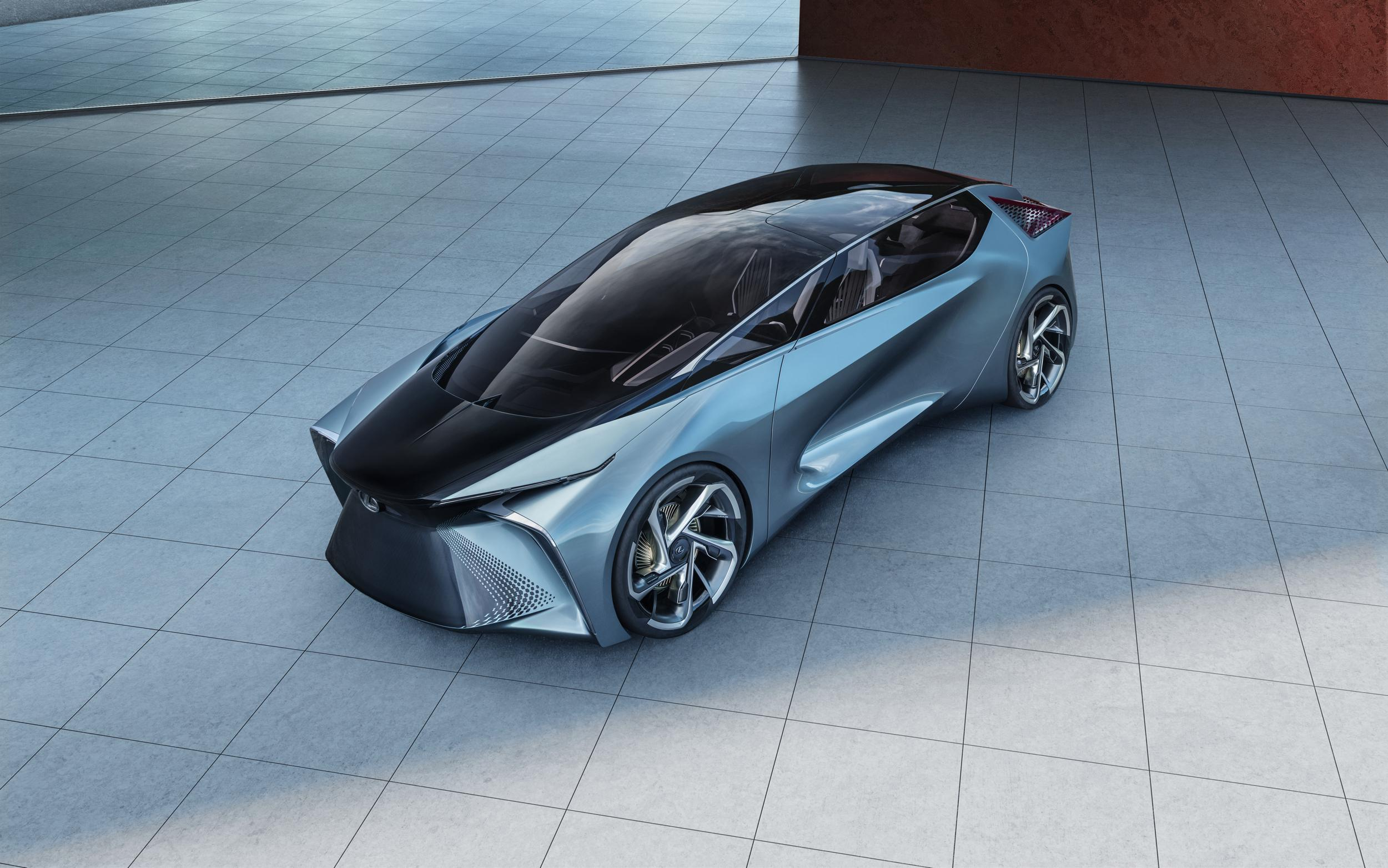 Toyota's Big Splash With Electrified Concept