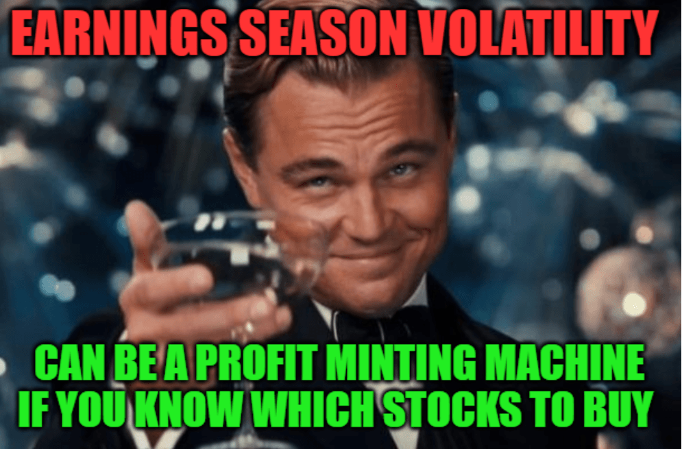 The Best Dividend Stocks To Buy During Earnings Season