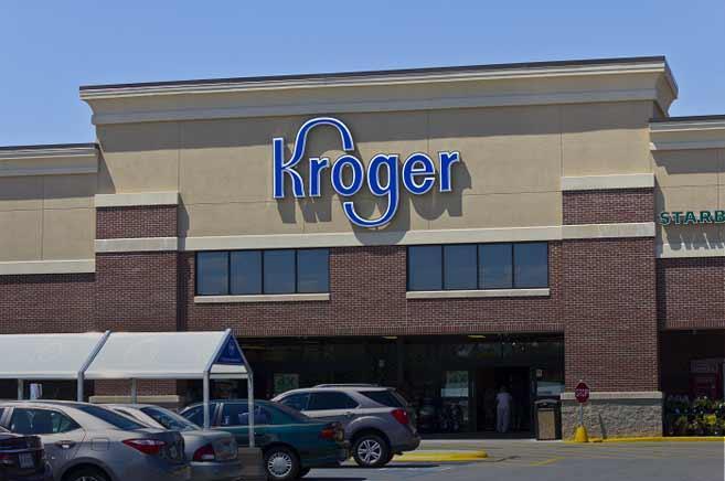 Kroger: Competition Is Fierce