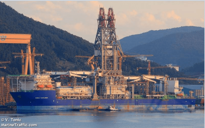 Just Like Transocean, Northern Drilling Walks Away From A Newbuild Drillship