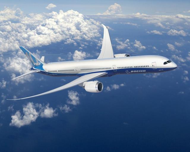 Boeing Books 737 MAX Order