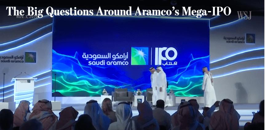 Saudi Aramco IPO Book-Building Period To Begin Amid Bearish Forecasts - Saudi Aramco (Private:ARMCO)   Seeking Alpha