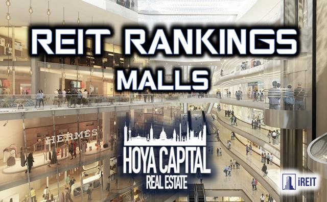 mall REITs