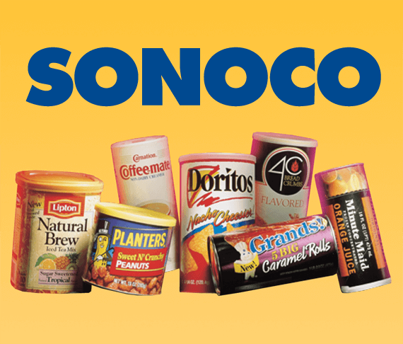 Image result for sonoco packaging