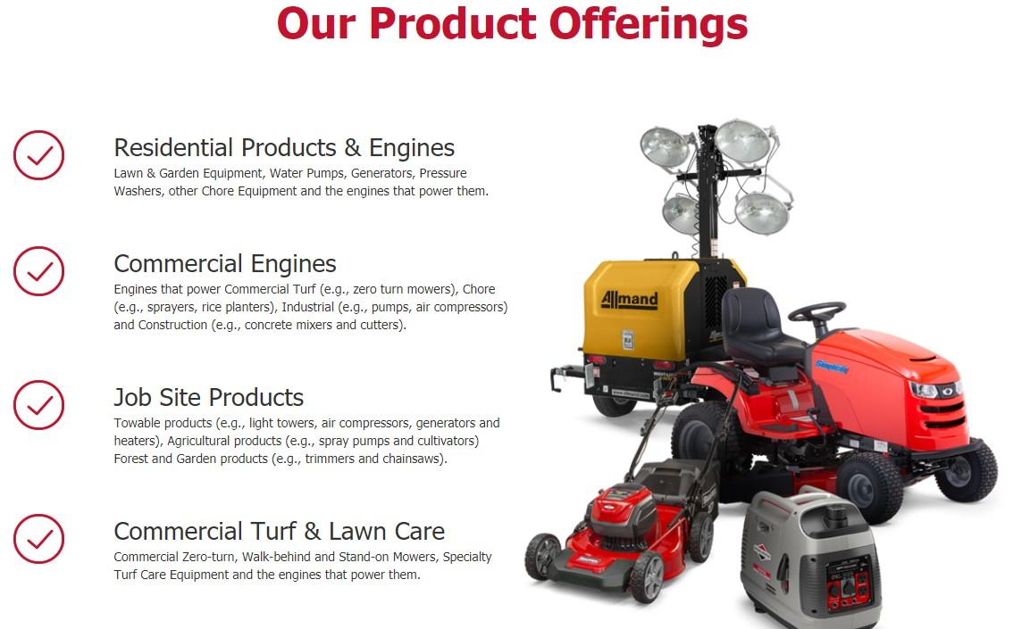 Briggs & Stratton: This $5 Dividend Stock Is A Top Pick For A 2020 Rebound - Briggs & Stratton Corporation (NYSE:BGG) | Seeking Alpha