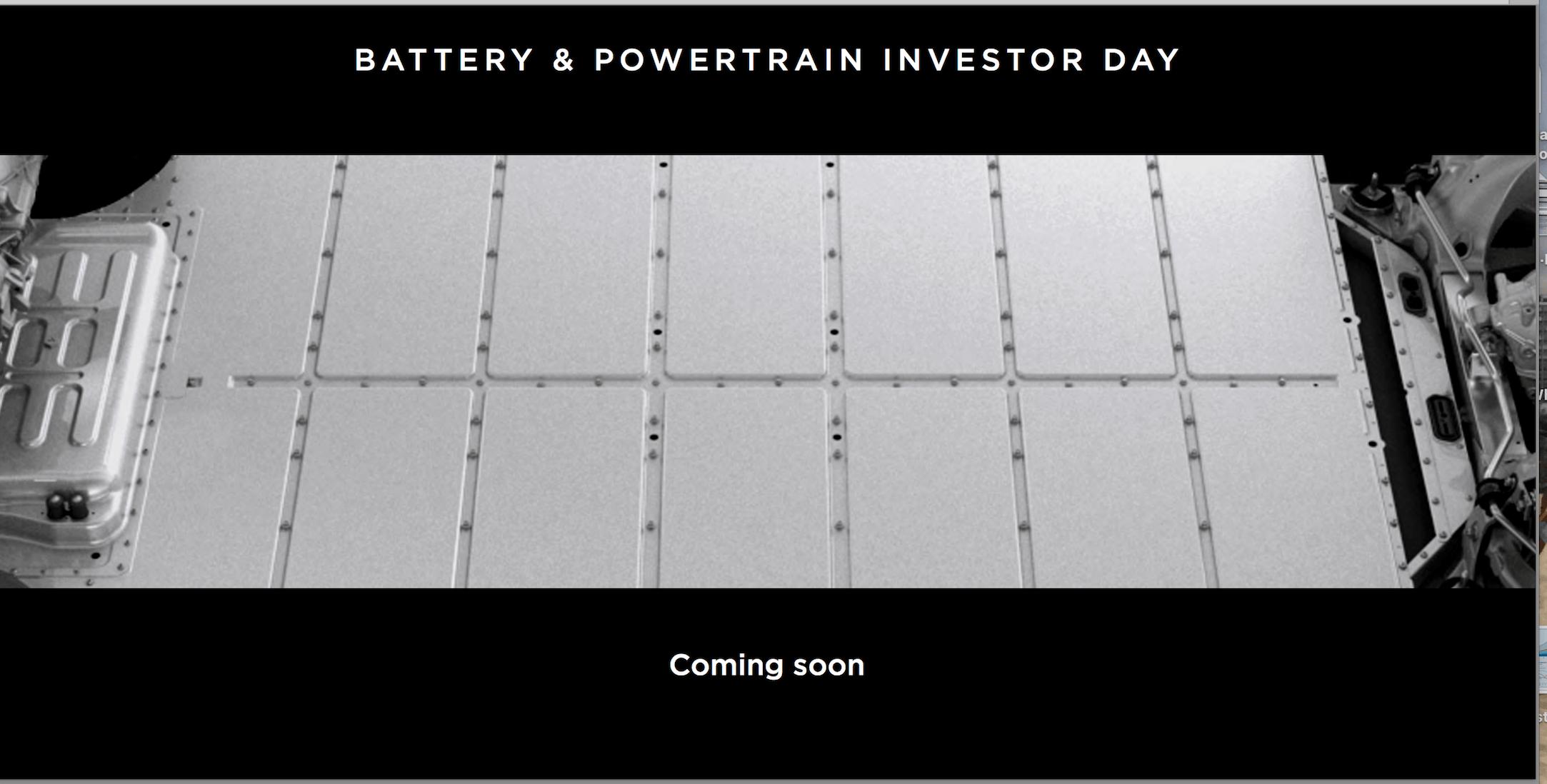 Battery Developments Coming Thick And Fast For Tesla - Tesla, Inc. (NASDAQ:TSLA) | Seeking Alpha