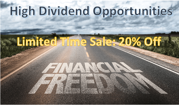High Dividend Opportunities - Marketplace Checkout | Seeking