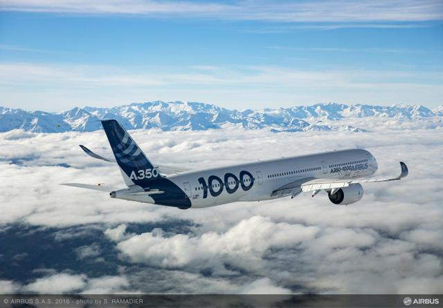 Airbus Logs $18B Mega Orders - Airbus SE (OTCMKTS:EADSY) | Seeking Alpha