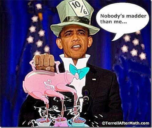Image result for mad hatter nuke