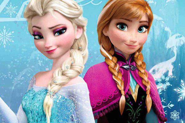 Frozen, Elsa Anna, investing for children, stocks for children, long-term investing, child