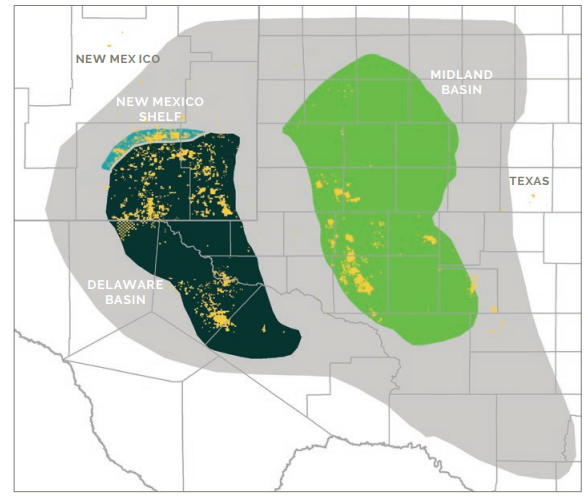 Concho Resources An Exceptional Permian Play Beaten Down
