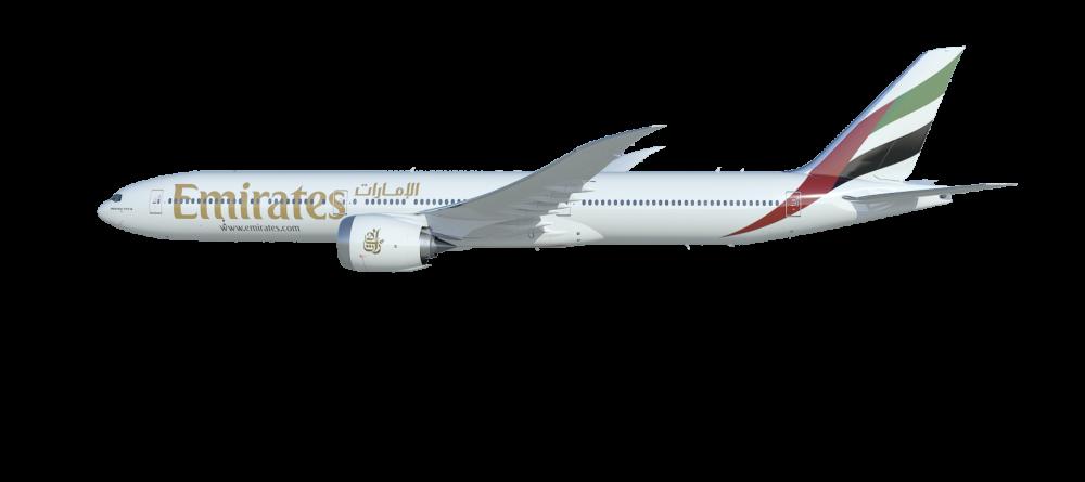 Afbeeldingsresultaat voor 777x emirates render