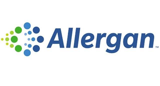 Allergan (NYSE:<a href=