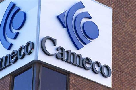 cameco may be ready to break out further on rising uranium prices