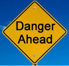 Image result for Danger Lies Ahead