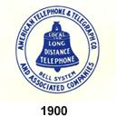 AT&T logo 1900