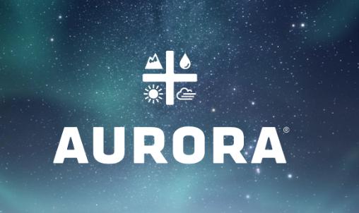 Aurora Cannabis标志