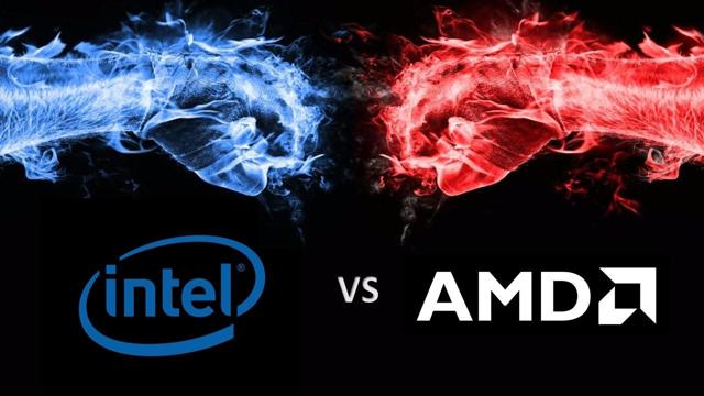 Intel vs AMD Market Share