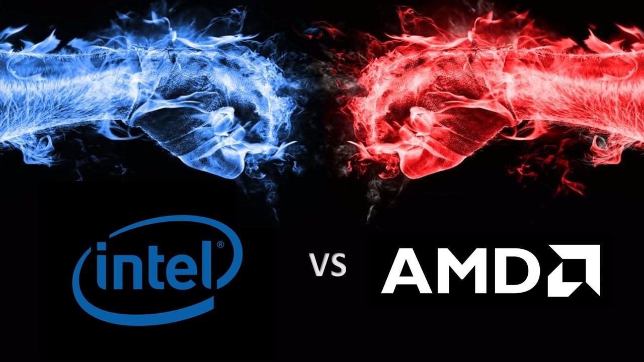 Intel Vs Amd Battle For Market Share Nasdaq Amd Seeking Alpha