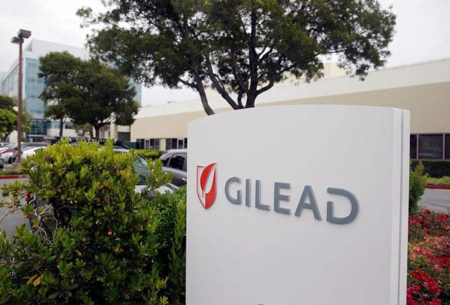 Gilead logo. Source: Forbes
