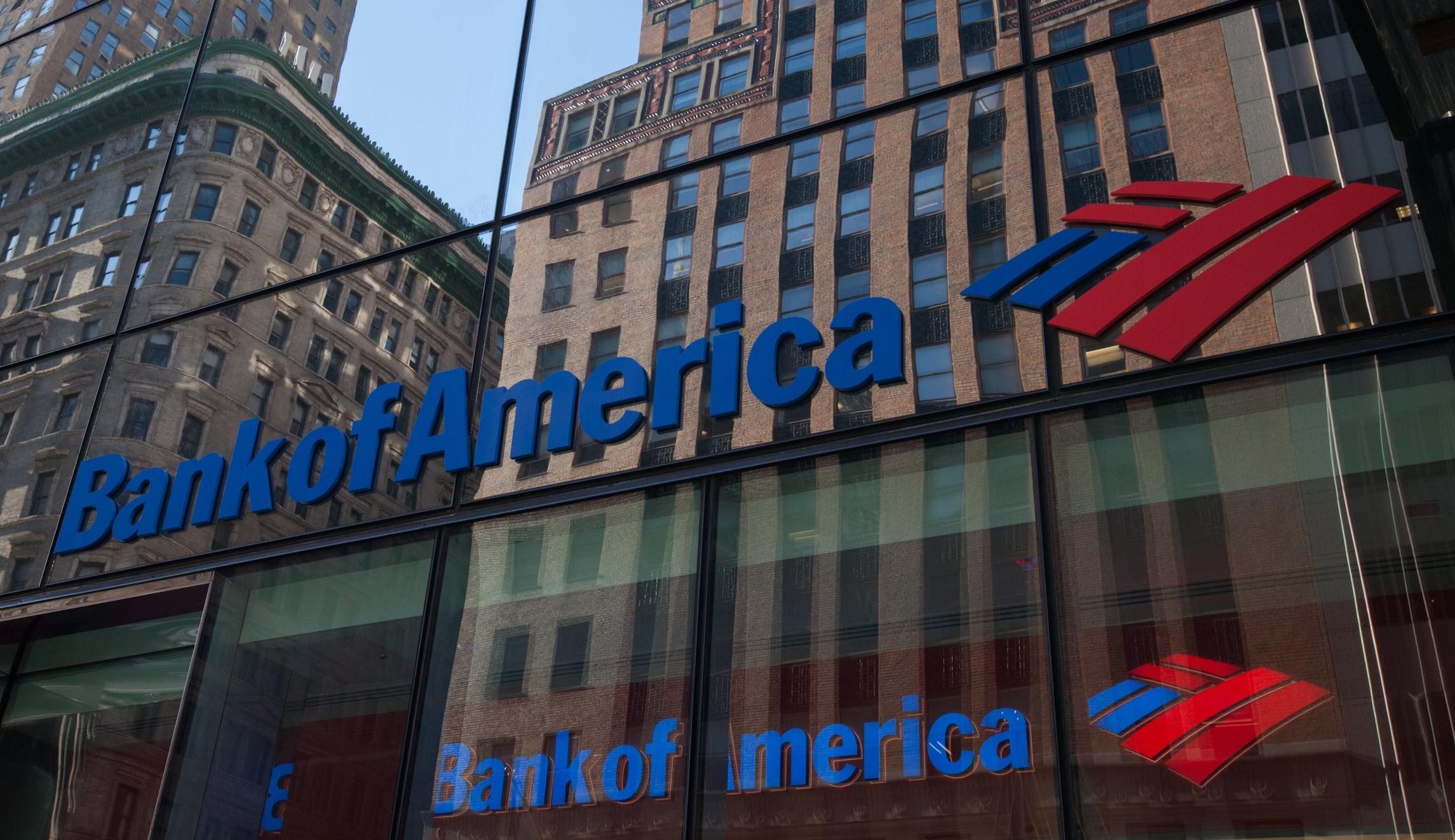 Still Staying Long Bank Of America