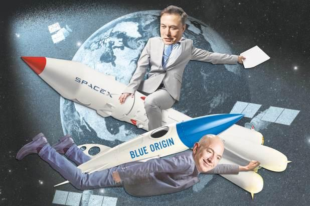 SpaceX Backtracking On Satellite Internet Puts Future Profits In Doubt