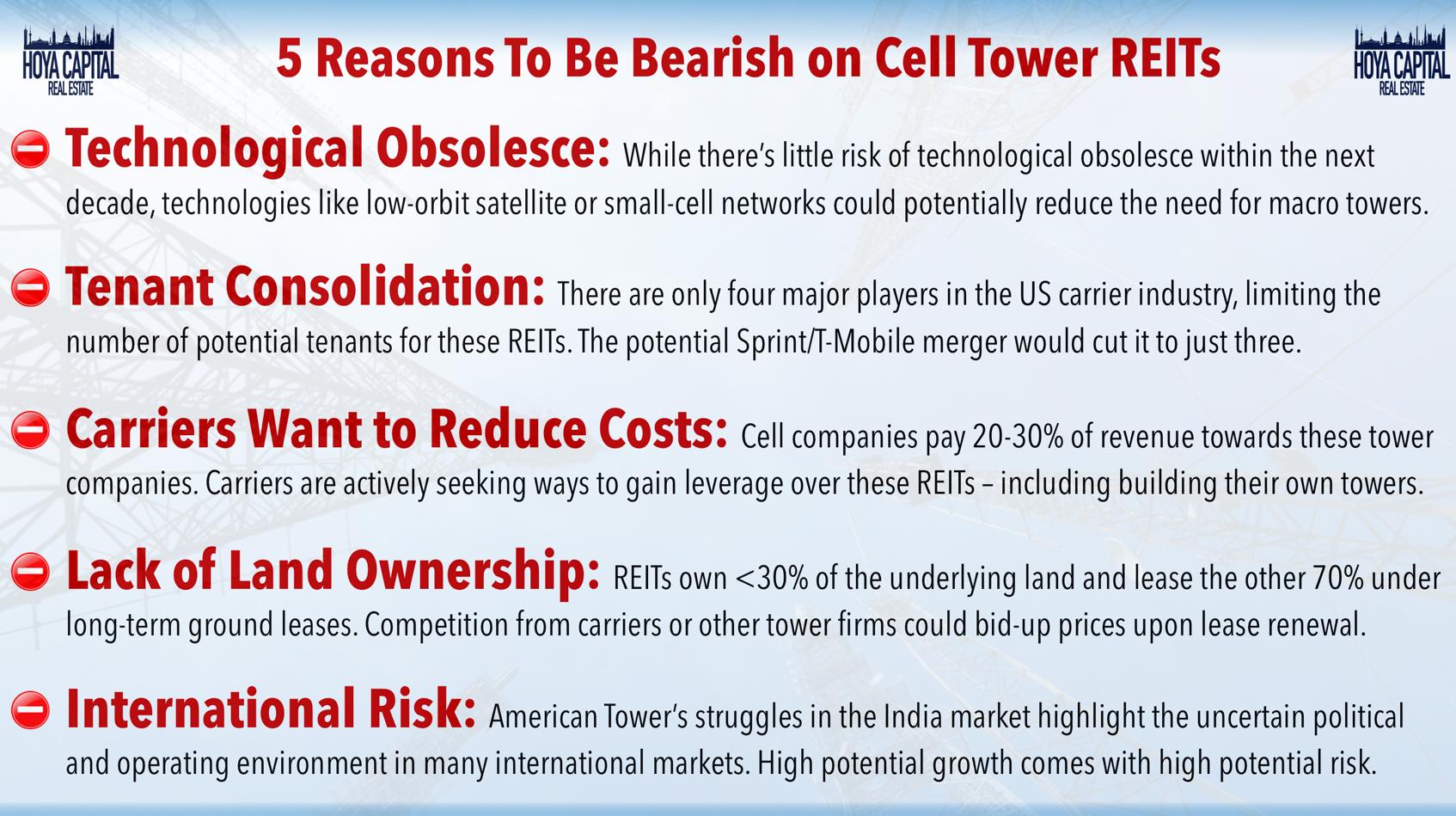 Cell Tower REITs: 5G's True Killer App | Seeking Alpha