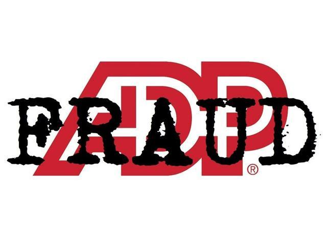 ADP Fraud