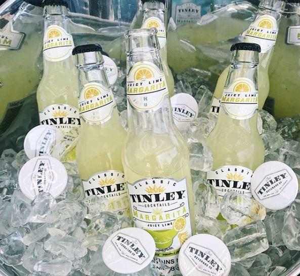 Tinley Beverage Completes THC Beverage Bottling Facility.