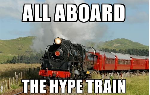 amateur mature pulls a train