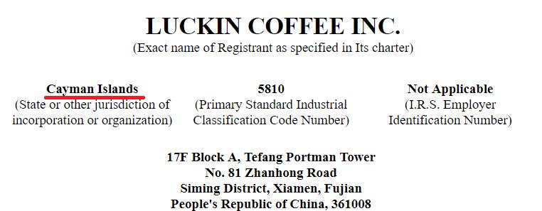 Luckin Coffee IPO: Blackrock Financed The Chinese Starbucks