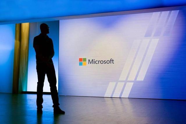 Microsoft CEO Satya Nadella. Source: Barrons